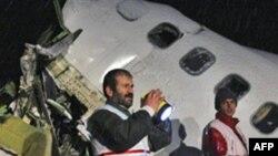 ავიაკატასტროფა ირანში
