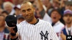 El capitán de los Yankees anunció que se retirará al final de la temporada.