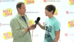 Austin Mahone Talks to Larry London About His New CD