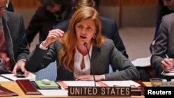 Саманта Пауер у Раді Безпеки ООН