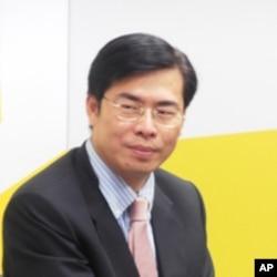 民进党发言人 陈其迈