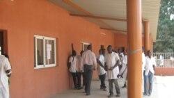 Namibe: Central sindical UNTA não concorda com greve de professores - 1:39