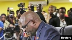 Mwenyekiti wa IEBC Wafula Chebukati