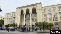 İ. M. Seçenov adına I Moskva Dövlət Tibb Universitetinin Bakı filialının açılış mərasimi