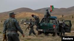 جنرال جاهد، میگوید نیروهای کمکی افغان برای مقابله با هراس افگنان به منطقه اعزام شده اند. عکس: رویترز (ارشیف)