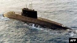 Tàu ngầm hạng Kilo của Nga