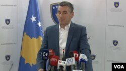 Presdsednik Skupštine Kosova Kadri Veselji, novembar 2018.