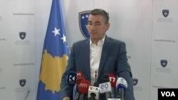 Kadri Veseli, Kryetar i Parlamentit të Kosovës