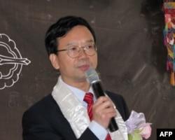 中国驻洛杉矶领馆副总领事孙伟德