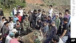 印尼地震死亡人数上升并有数十人失踪