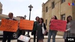 Jurnalistlər stopa stop deyir