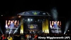 """Принц Гаррі під час церемонії відкриття """"Ігор нескорених"""" в Сіднеї, Автралія, 20 жовтня 2018 року."""
