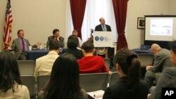 美國智囊機構舉行台灣防衛研討會