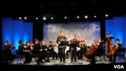 Orkestraya Kevane û Sazdar a Zanîngeha Hunerên Ciwan a Zurîhê