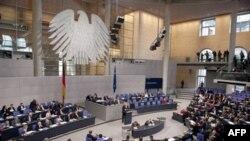 Заседание Буедестага (архивное фото)