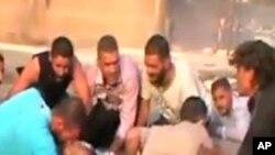 ဆီးရီးယား ဆႏၵျပပဲြ ႏွိမ္နင္းမႈ လူ ၈၀ ထက္မနည္း ေသဆုံး
