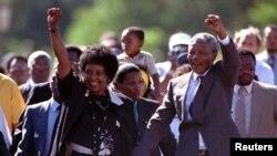 南非前总统纳尔逊.曼德拉