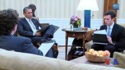 奥巴马团队谈国情咨文的产生