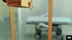 Foto ruang eksekusi di Varner, Arkansas (Foto: dok).