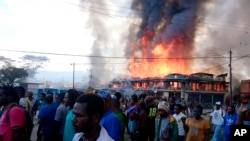 Indonesia Papua Protests