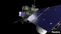 Rosetta, la sonde cométaire de l'Agence spatiale européenne (REUTERS/ESA/NASA)