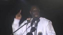2012-03-12 粵語新聞: 塞內加爾總統決選前反對派舉行集會