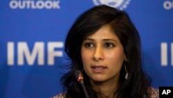 Ekonom kepala IMF, Gita Gopinath