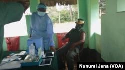 Covid-19 Vaccine Chinhoyi DP COMM