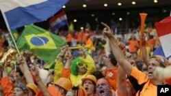 ورلڈ کپ: برازیل باہر، ہالینڈ سیمی فائنل میں پہنچ گیا