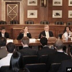 Une audience au Congrès américain sur le trafic d'êtres humains en Chine