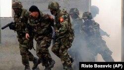 Vojska Crne Gore (arhivska fotografija)