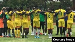 Zimbabwe Warriors