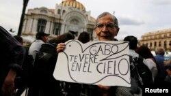 Mientras que miles de seguidores esperan encontrarse con Gabriel García Márquez en el cielo, el Gabo asegura en libro inédito que será en agosto.
