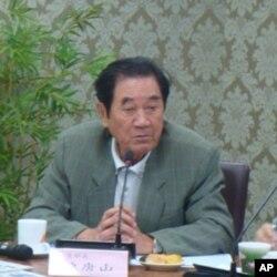 台湾前外交部长陈唐山