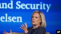 Amerika İç Güvenlik Bakanı Kirstjen Nielsen