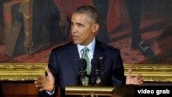 باراک اوباما، اخیرا از سیاست خود در قبال ایران و کوبا دفاع کرد.