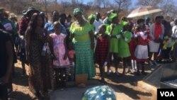 AbeGwanda benanza ilanga lamaqhawe eleHeroes Day