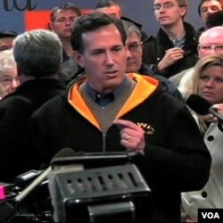 Rick Santorum: Protiv pobačaja i većih prava za homoseksualce