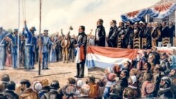 Texas Statehood is the Main Issue in 1844 Campaign