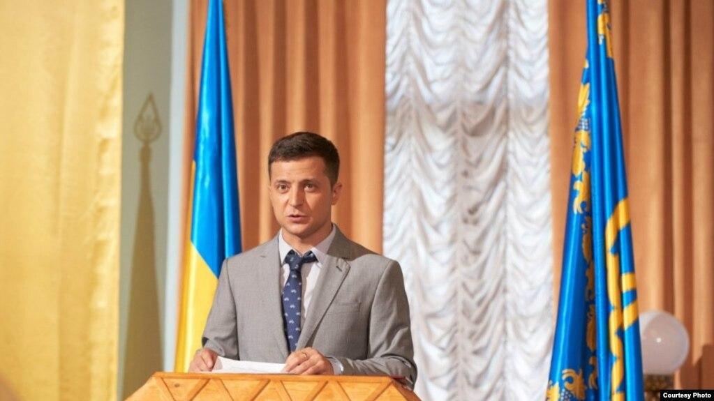 乌克兰电视政治讽刺喜剧《人民公仆》剧照