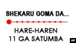 Shekaru Goma Da Hare Haren 11 Ga Satumba