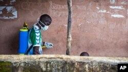 El presidente estadounidense, Barack Obama, declaró la semana pasada a la epidemia de ébola como una prioridad de seguridad nacional.