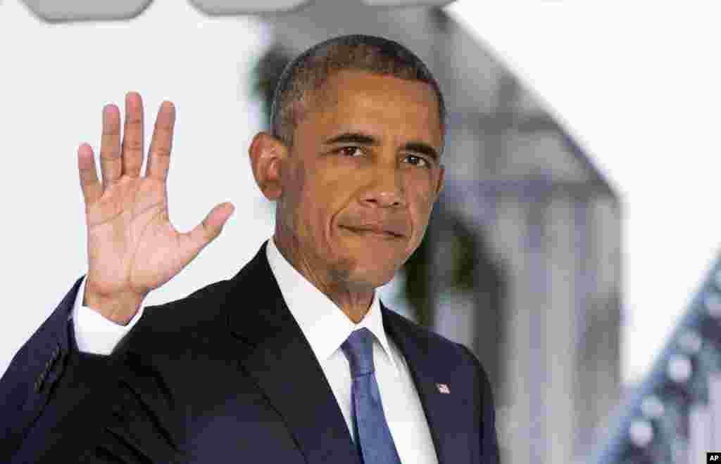 صدر اوباما کی کینیا میں دو روزہ دورے کے دوران زیادہ تر مصروفیات کاروباری اور تجاری تعاون میں اضافے سے متعلق ہیں۔