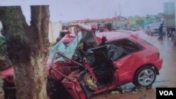 Acidentes de viação em Angola