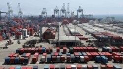 美國4月份貿易逆差減少