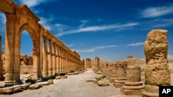 Ancient City of Palmyra, Syria