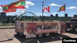 Hiriira mormii Oromoo Kanaadaa,Albertaa 2020