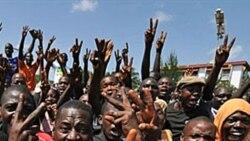 Manifestações contra governadora do Bengo - 2:11