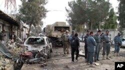 تهقینهوهی ماشێـنێـکی بۆمبڕێژکراو له ئهفغانسـتان دهبێته مایهی کوژرانی 4 کهس