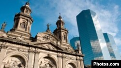 Santiago, Chile, will be one stop on President Obama's trip.
